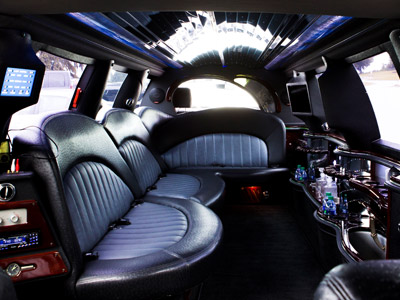 Stylish and Luxury Vancouver Limo Interiors